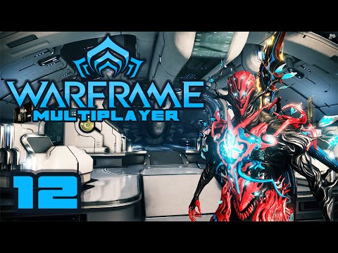 Let's Play Warframe Multiplayer - Part 12 - Follow The Leade