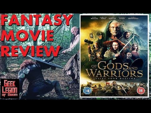 OF GODS AND WARRIORS ( 2018 Terence Stamp ) aka VIKING DESTINY Fantasy Movie Review