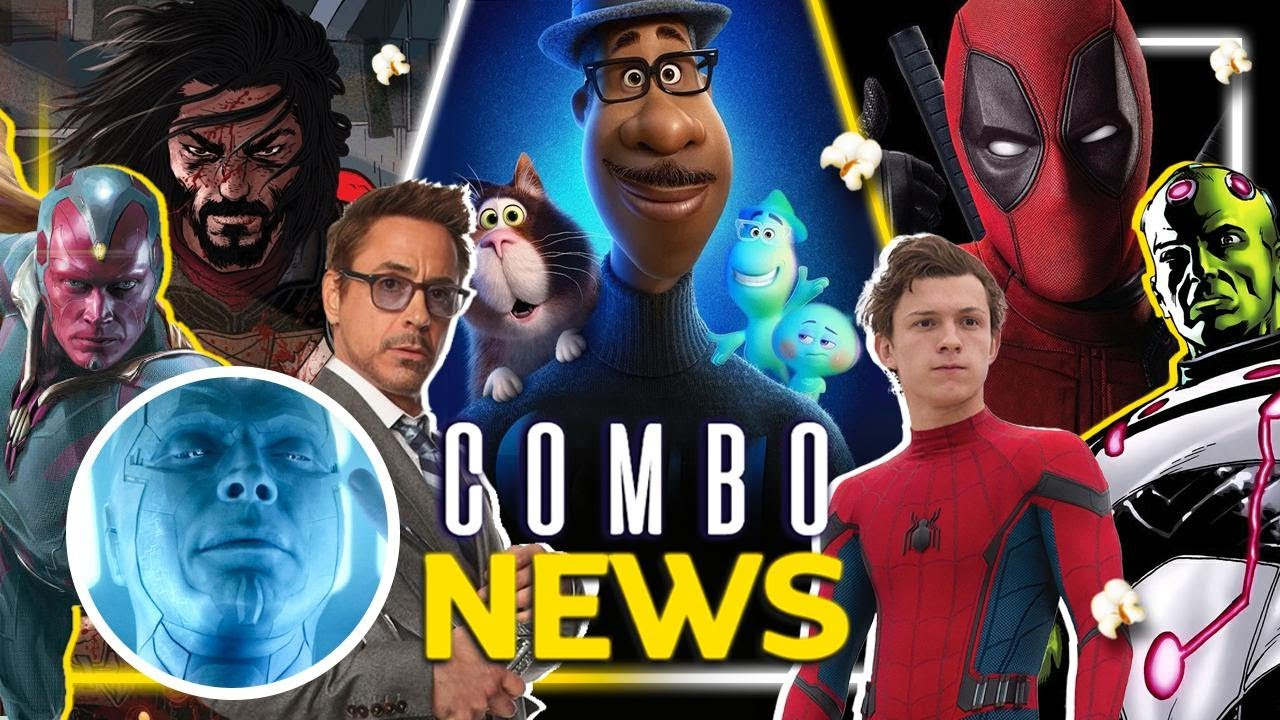 Globos de Oro, Spiderman3 revela título, Braniac vs Superman?, Regresan los cines a Cdmx #ComboNews