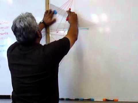 Geometria descriptiva 1 cono truncado pt 1 youtube for Como puedo hacer un cono