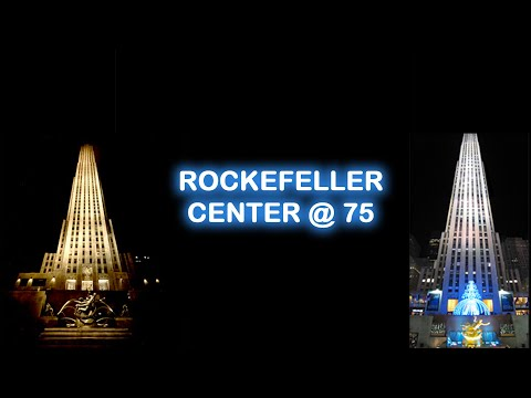 NY Modern: Rockefeller Center at 75