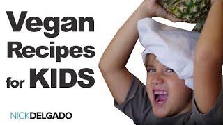 Chef Roman - Delicious Salad Kids Will Love!
