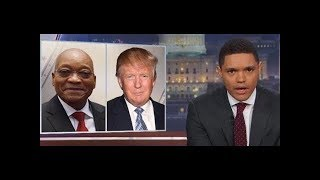 Trevor Noah: Why He Thinks Donald Trump Is The 'Undisputed Comedy Champion'