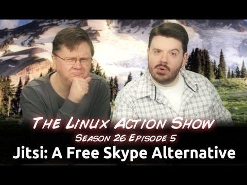 Jitsi: A Free Skype Alternative | LAS | s26e05