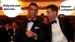 Download Video The greatest factor in the Ballon D'or winner is..(2017) MP3 3GP MP4