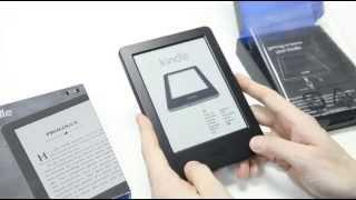 Amazon Kindle 6: распаковка и первые впечатления