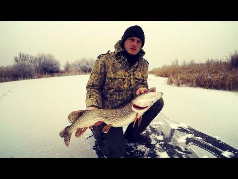 мото рыбалка на жерлицы