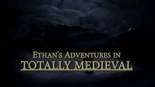 5-Year-Old Ethan's Adventure in the Ice Caves - Totally Medieval