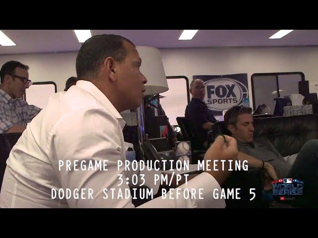 Alex Rodriguez, David Ortiz and Frank Thomas discuss Dave Roberts' bullpen decisions | FOX MLB