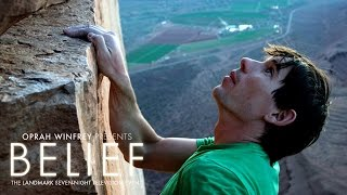 Rock Climber Alex Honnold Embraces Life at the Edge of Death | Belief | Oprah Winfrey Network