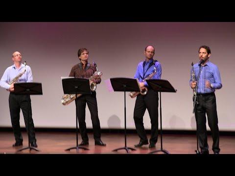 andrassy budapest saxofophone quartet