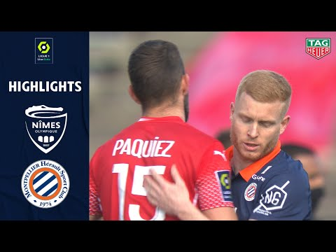 Nimes Montpellier Goals And Highlights