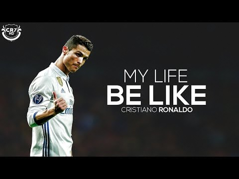 Cristiano Ronaldo - My Life Be Like | Skills & Goals
