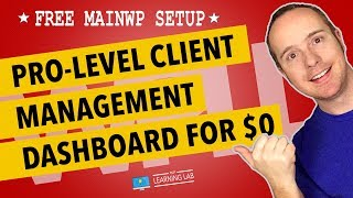 MainWP Tutorial - Manage Unlimited WordPress Sites From One Dashboard