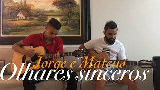 Baixar Olhares Sinceros - Jorge e Mateus - DVD TERRA SEM CEP ( Cover Dalmi Junior)