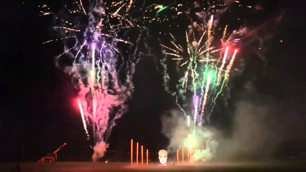 Extreme Backyard Fireworks Pyromusical Canada Consumer