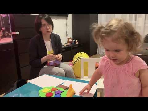 Диагностика развития ребенка раннего возраста через игру. Дефектологическое обследование