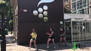 Playa y arena (Remix) Mark B ft Gabriel B & Ozuna- Zumba - Choreo by Mary Cáceres