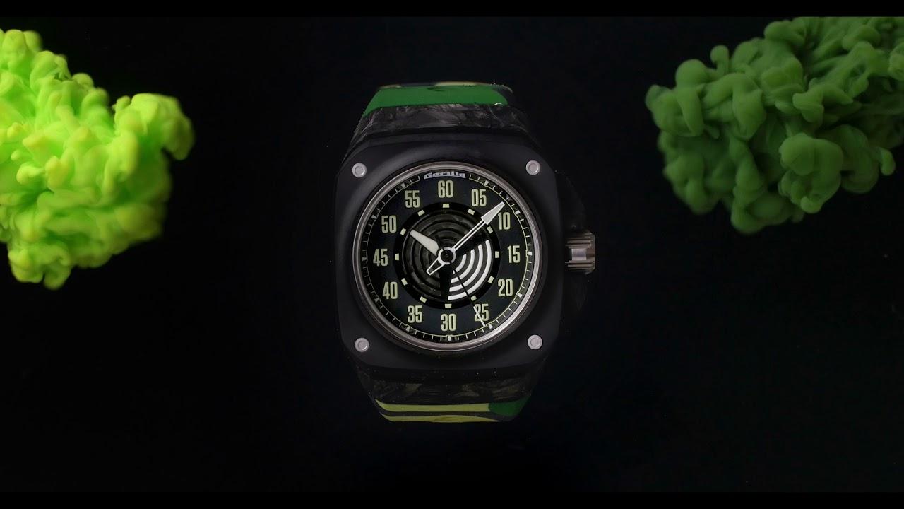 Para estrenar 0c216 fe0c9 Gorilla Watches Fastback Collection