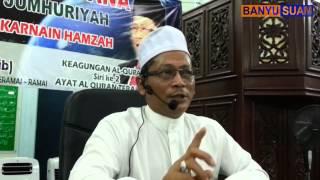 Ustaz Dzulkarnain Hamzah - Ayat Al-Quran Terakhir | FULL (18.03.2013)