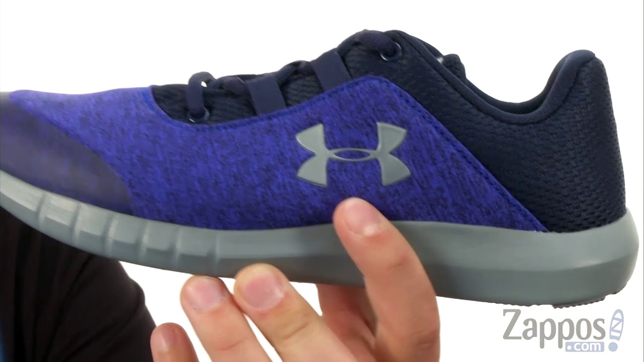 Mens Under Armour Mojo Trainers Various Sizes New 24HR