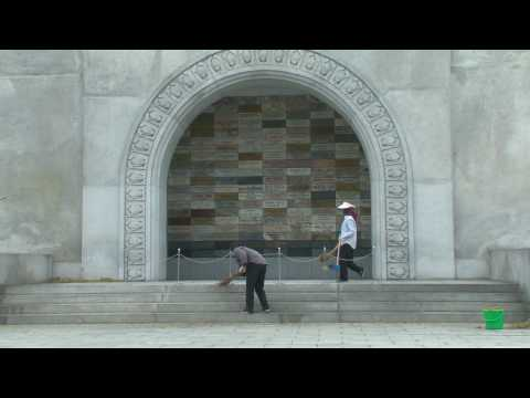 Juche tower cleaning 1 HD