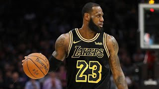 LEBRON JAMES signs to the LAKERS for 154 Million. SHOWTIME!!