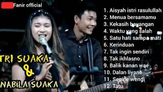 Download lagu Nabila suaka feat Tri suaka Full album | Aisyah istri Rasulullah