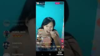 Siskaeee Sange Live Ig! Subscribe! 1000sub Video Kencan Sama Siskaeee!