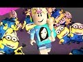 Roblox / Escape the Minions Adventure Obby / GamingwithPawesomeTV