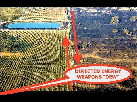 Unprecedented California Wildfires Started with Directed Energy Weapons & 5G - Latest Analysis