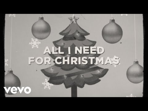 TobyMac, Terrian - All I Need For Christmas (Lyric Video)