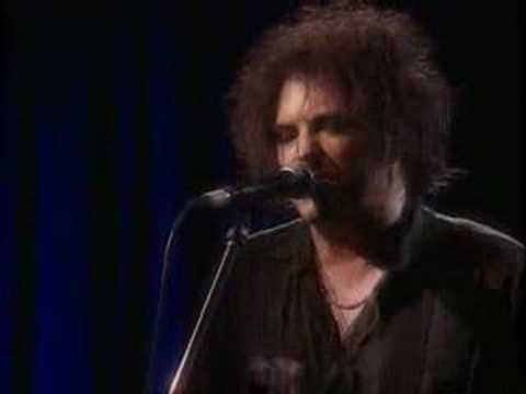 The cure - The Figurehead live 2004
