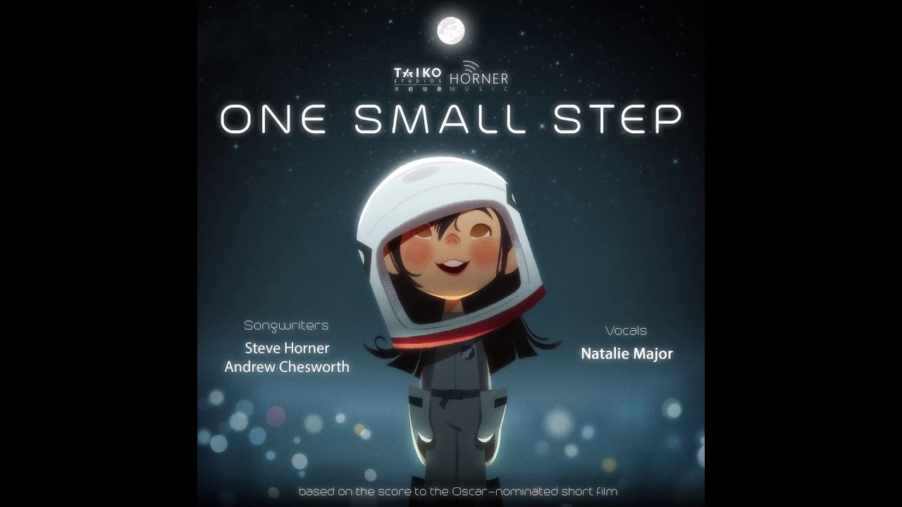 One Small Step - performed by Natalie Major (written by Steve Horner and Andrew Chesworth) ©2018