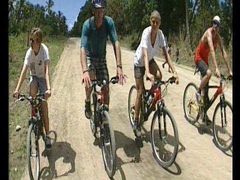 Tanna Island Mountain Biking - Vanuatu