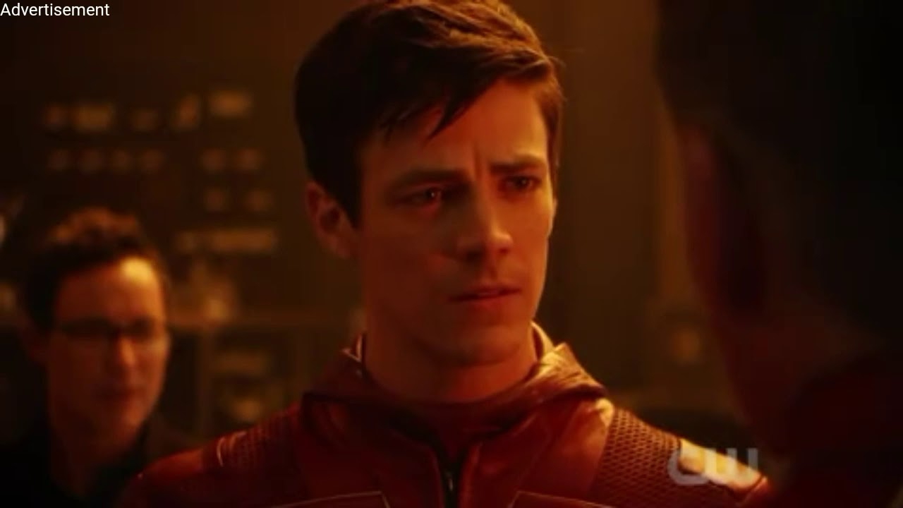 Download The Flash 4x15/Barry talks to Harrison Wells, Jay Garick, and Jessie Quick