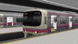Repeat youtube video RailSim 京王PV