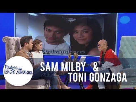 TWBA: Toni Gonzaga and Sam Milby reminisce their past