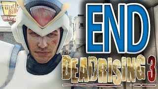 DEAD RISING 3 ENDING 1080P (Gameplay Walkthrough Playthrough)