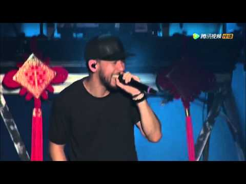 Linkin Park - Mike Solo(RTN/Welcome) Live at Beijing, China