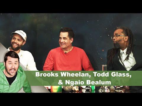 Brooks Wheelan, Todd Glass, & Ngaio Bealum | Getting Doug with High