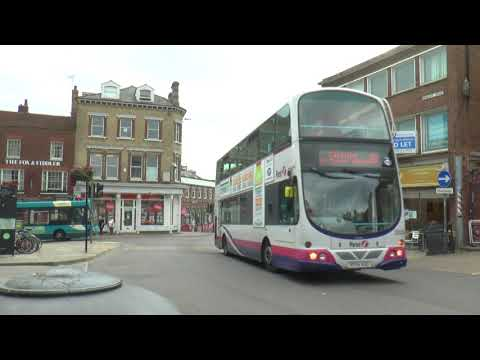 COLCHESTER BUSES AUG 2017