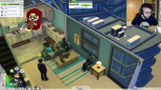 LA MEMEPOLICE - Los Sims 4 - Directo 3