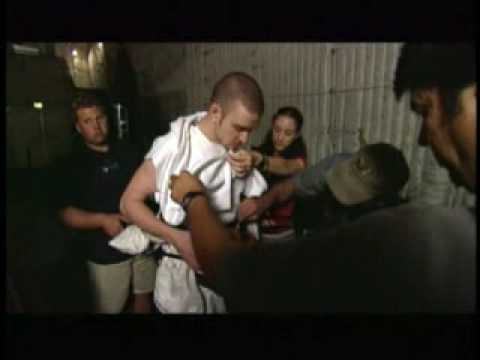 Making Of Rock Your Body, Justin Timberlake