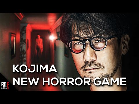 Hideo Kojima Working On A NEW Horror Game!? | Successor To Silent Hills P.T.