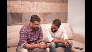 Not Just an Interview: Sudhir Srinivasan chats with CS Amudhan I Tamizh Padam 2 I Shiva