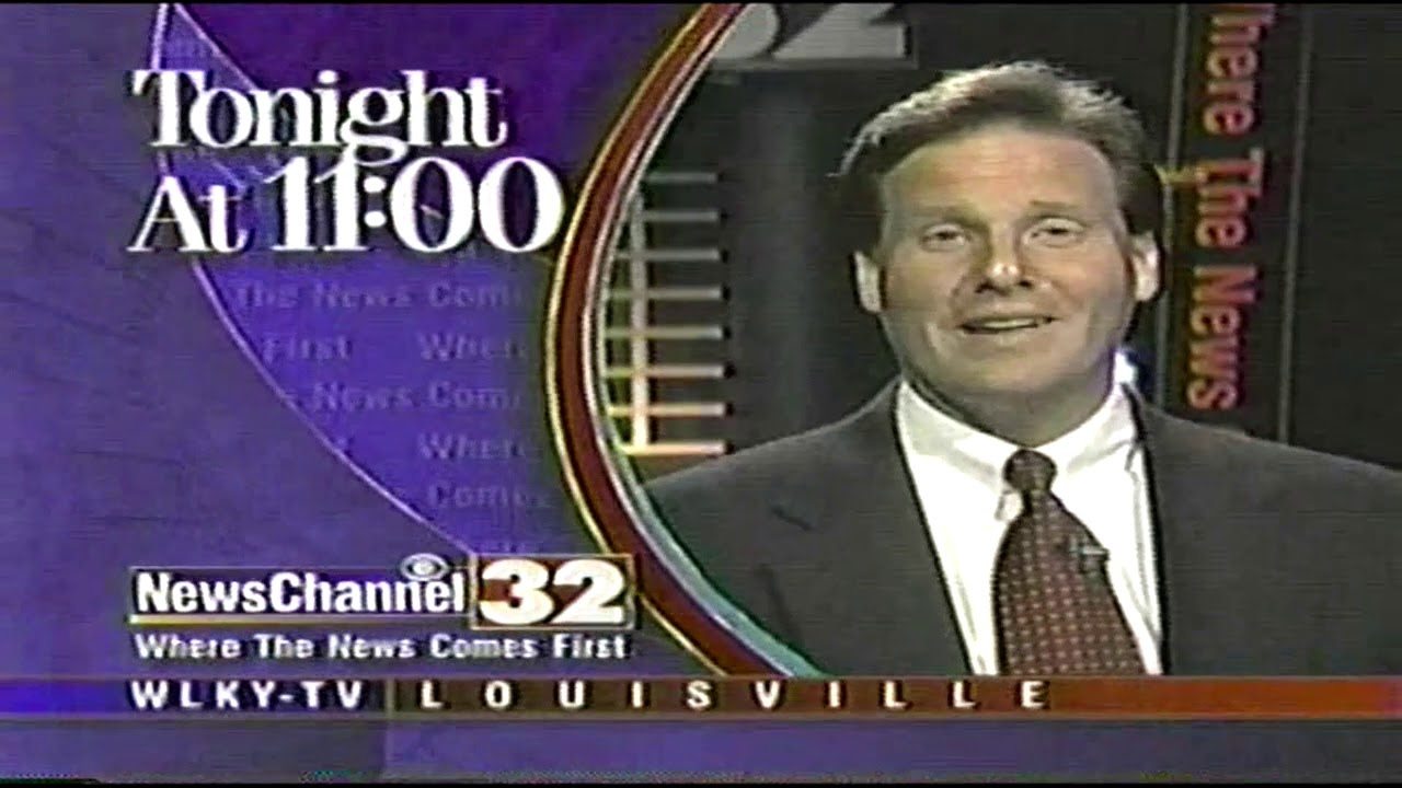 Wlky 32 Louisville Ky News Promos May 19 1999 Youtube