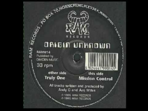 Origin Unknown - Mission Control RAMM14