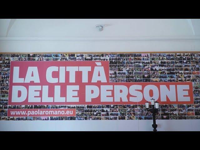 Paola Romano, #lacittàdellepersone