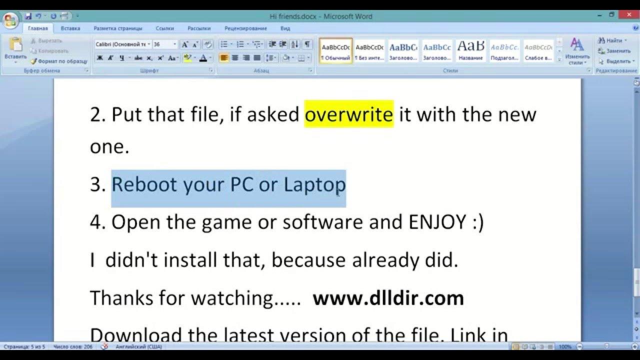 msvcr71.dll download windows 8.1 64 bit